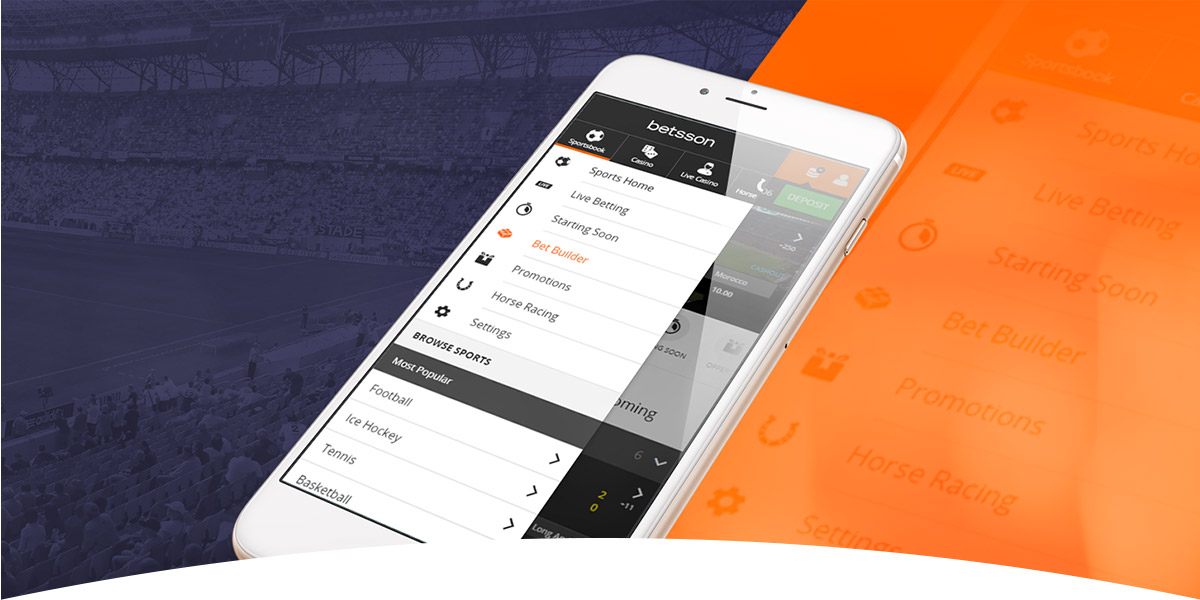 Betsson mobile betting sports mbs live betting bwin